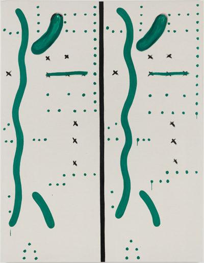 2001 - 220 x 170 cm - coll. privée Hong-Kong
