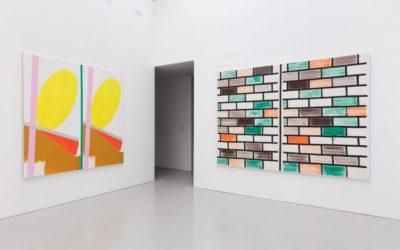 "2017 – ""Calligram"", Galerie Kate MacGarry, Londres"