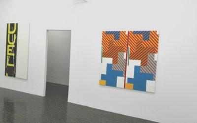 Duel / Solo show, Galerie Marta Cervera, Madrid
