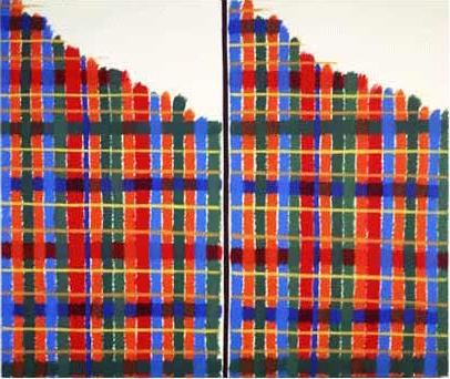 1995 - 248 x 292 cm - coll. FRAC Auvergne