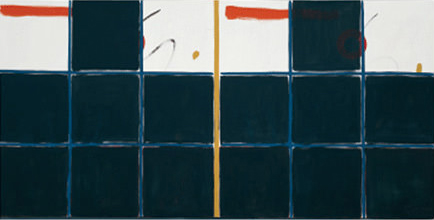 1998 - 147 x 293 cm - coll. Musée Fabre, Montpellier