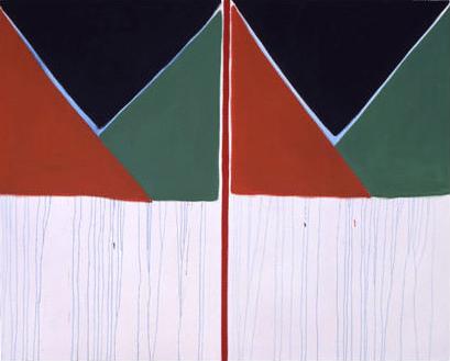 1998 - 193 x 242 cm - coll. Musée d'art contemporain de Strasbourg