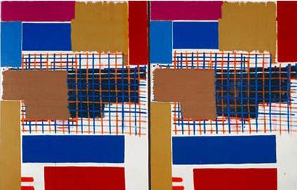 2000 - 289 x 454 cm - coll. MNAM Centre Georges-Pompidou, Paris