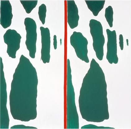 2001 - 150 x 150 cm