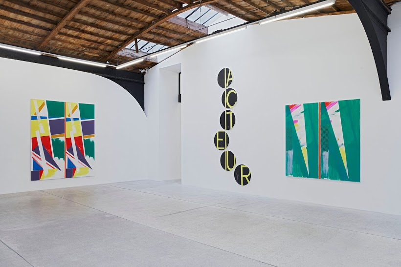 "Galerie Frank Elbaz ""Acteur"""